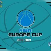 FIBA E.CUP – Sassari brinda alla prima vittoria nella 'regular season' di FIBA Europe Cup.