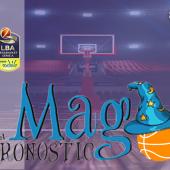 Pronostici 7^GIORNATA Legabasket 2018/19