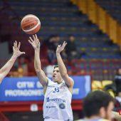 L'Alfa Basket Catania affonda sul campo della IUL Roma