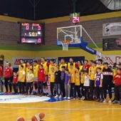 LNP Serie B – L'Olimpo Basket Alba sconfigge il Basket Cecina e rimane saldamente in zona play-off