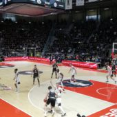 EUROCUP – Partizan sorpassa solo alla fine la Virtus Bologna ed ipoteca il primo posto nel Girone E