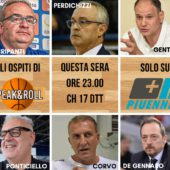 "BASKET IN TV – ""Speak & Roll"", puntata speciale sul digitale terrestre +ENNE e sul canale YouTube"