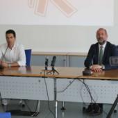 LBA – A Reggio Emilia presentato il nuovo coach Antimo Martino