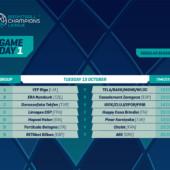 BCL – Definito il calendario della prima fase a gironi. Doppio esordio in trasferta per l'Happy Casa Brindisi, in Francia e in Turchia