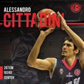 Serie C Gold Lazio – A Civitavecchia arriva Alessandro Cittadini.